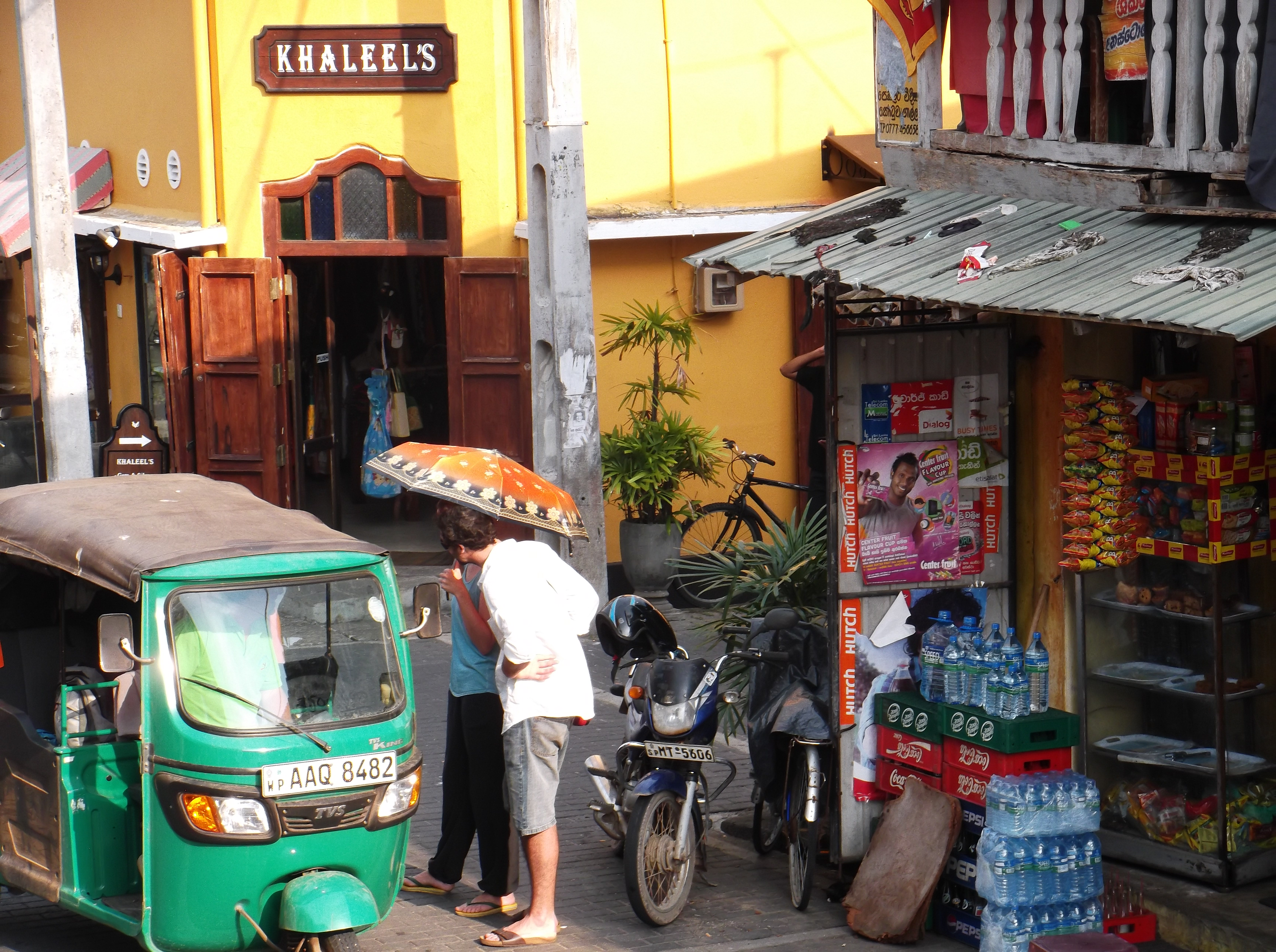 Galle Fort Shops saltwateryoga