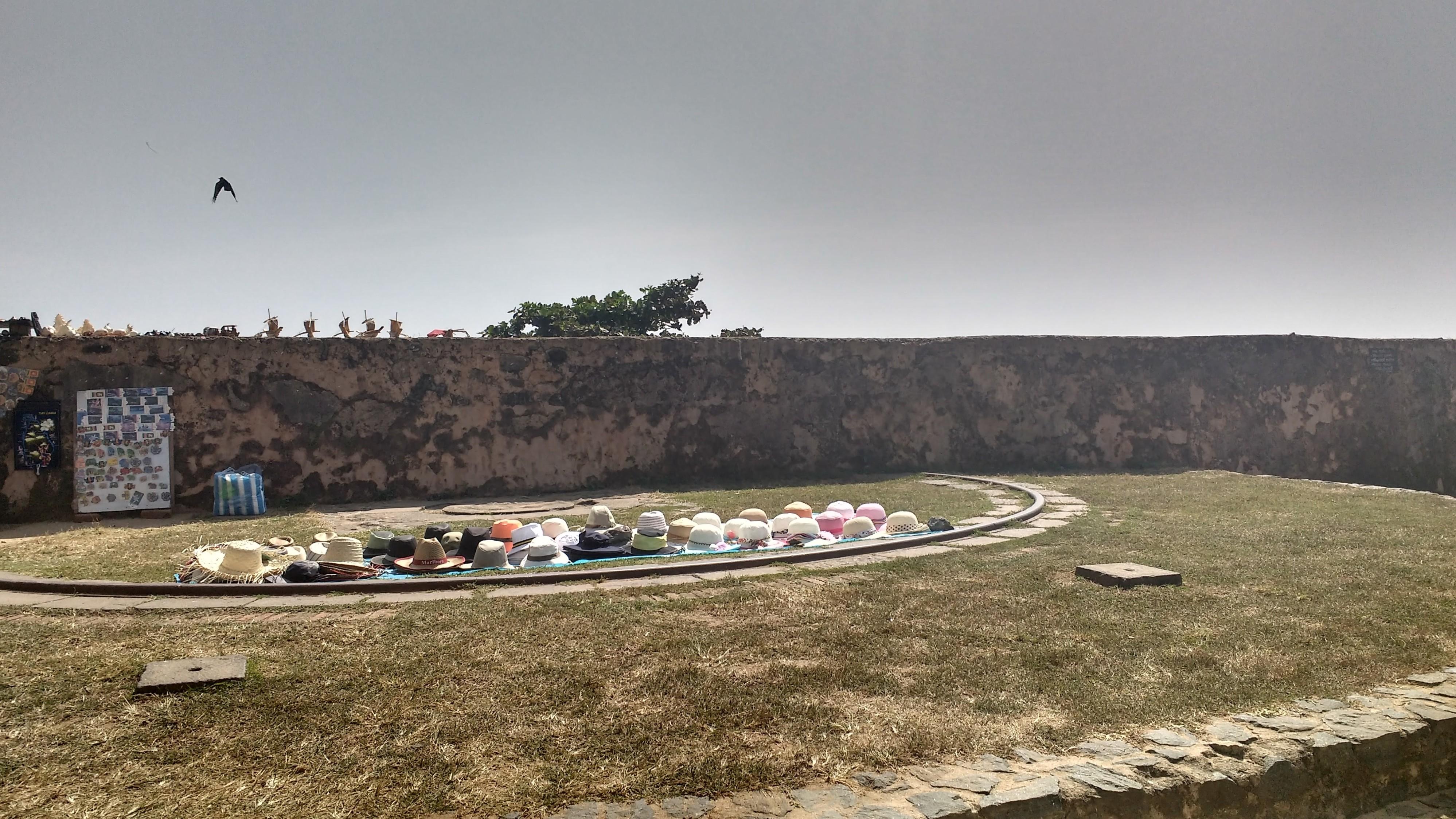 Sri Lanka hats Galle Fort