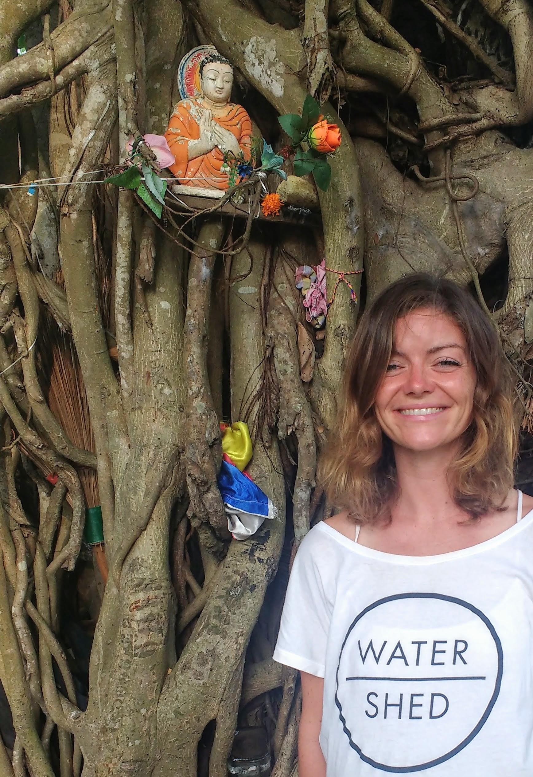 Saltwater Yoga Rachel Lingham Watershed Brand Sri Lanka