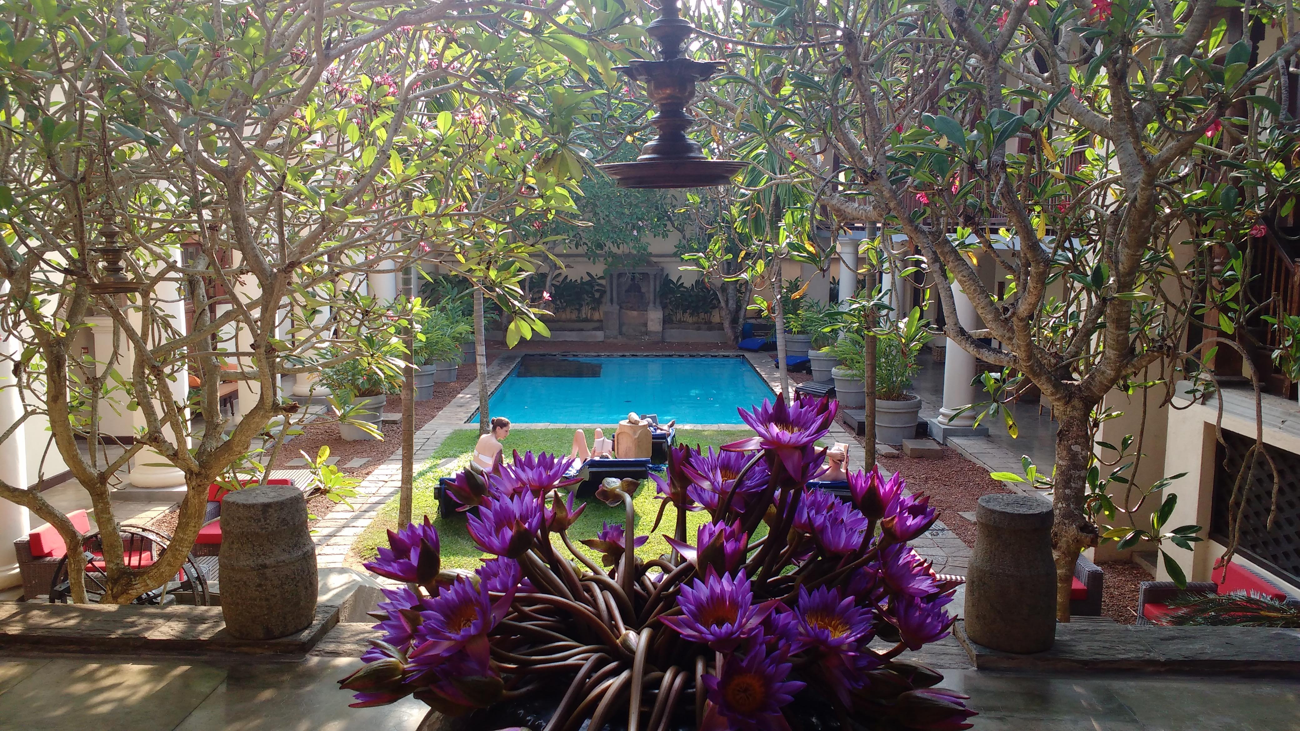 Galle Fort Hotel Sri Lanka Saltwater Yoga Rachel Lingham