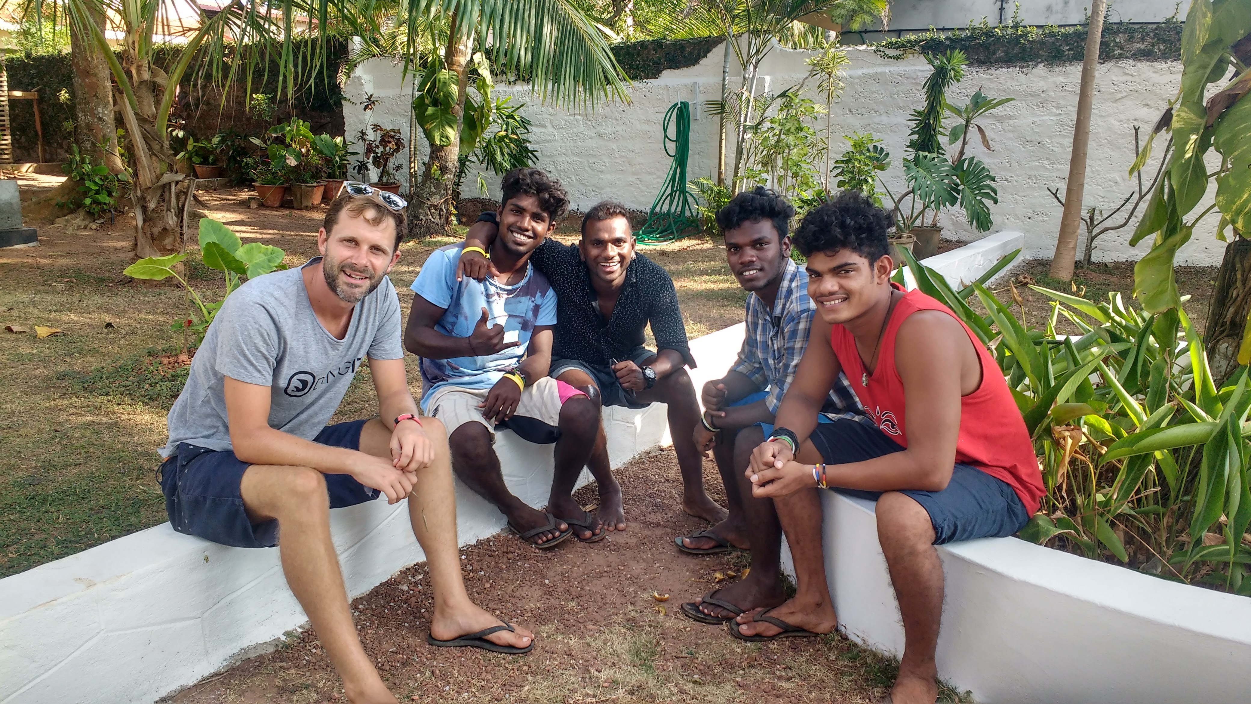 Soul and Surf, Varkala, India