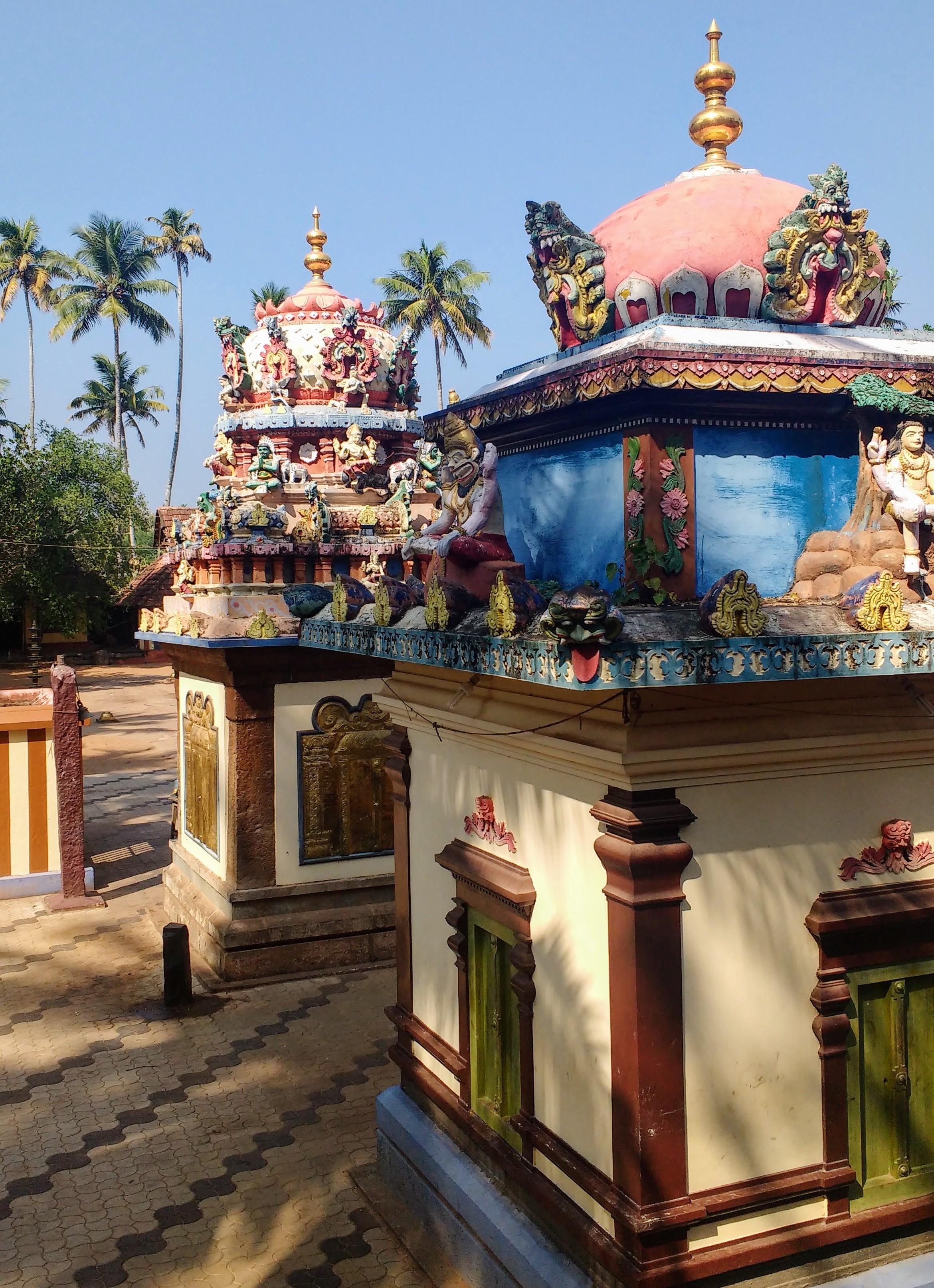Varkala Temple, India