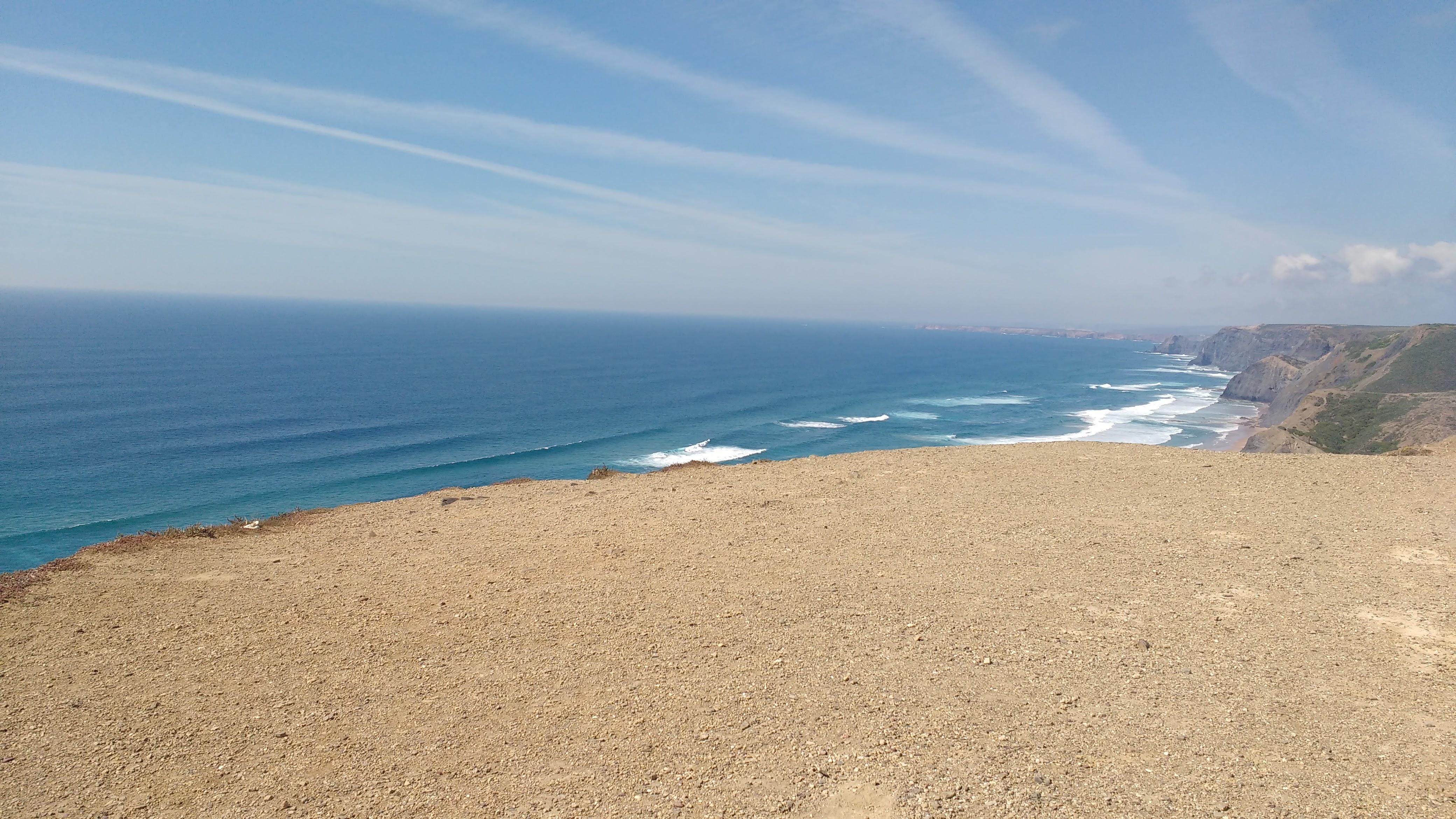 Cordoada Algarve Surf saltwater yoga