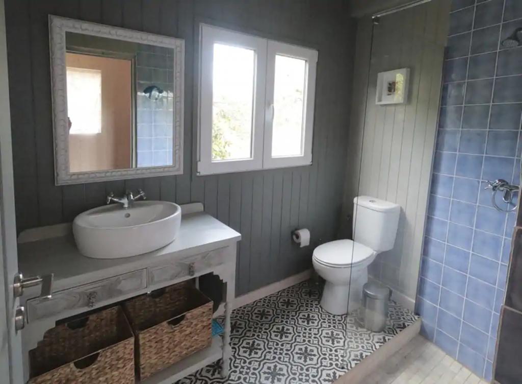 Bathroom at Aqua Ventura